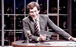 Classic Letterman.  If only I could hire him to deliver these announcements . . .