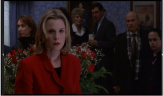 "The grieving mother in ""The Sixth Sense"" who had poisoned her daughter."