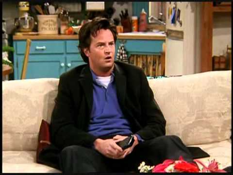 Chandler on Friends, after he kicked his drug problem.