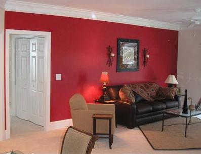 Not my house, but was my red.