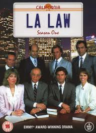 "So, it wasn't ""LA Law"" long ago, but a 80's pop culture reference is always nice."