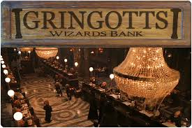 1 Harry Potter Bank