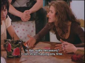 1 Rachel Green Spending Habits