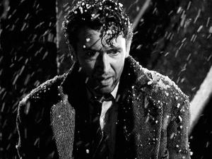 George Bailey Considers Suicide